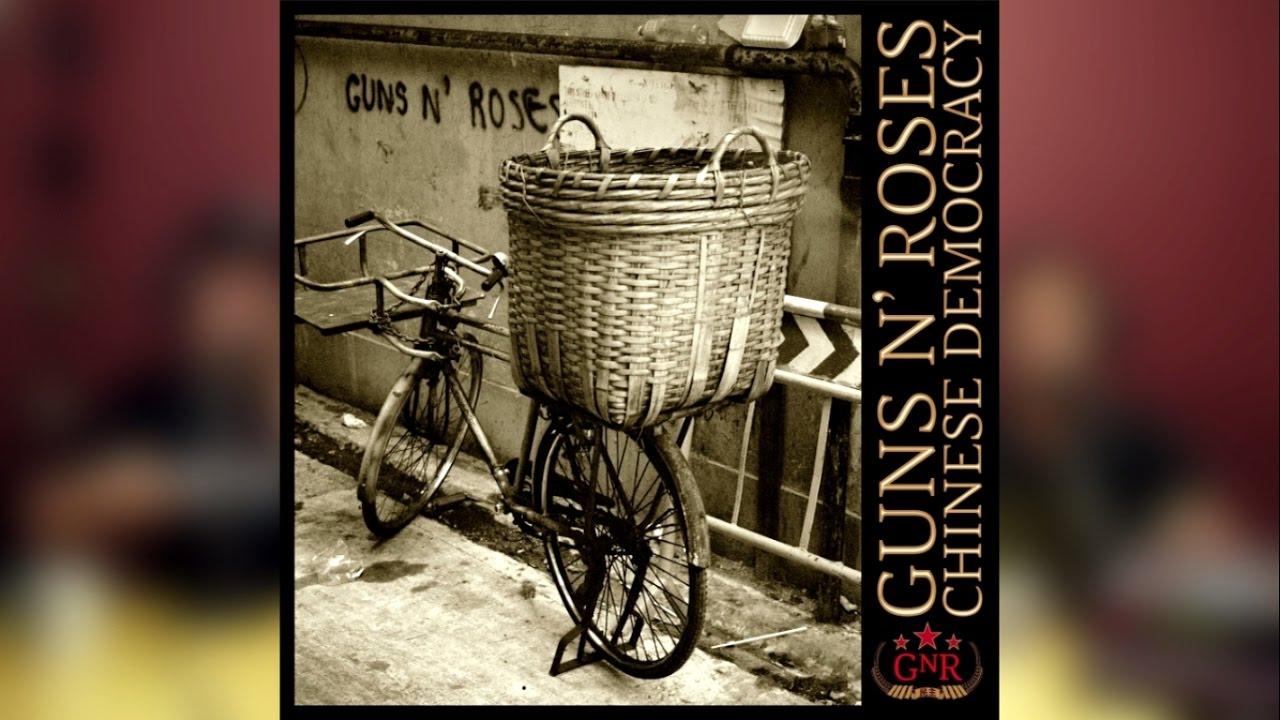guns n roses albums chinese democracy