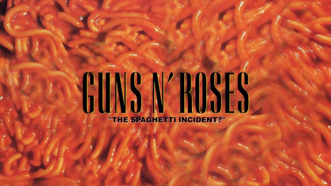 guns n roses albums the spaghetti incident