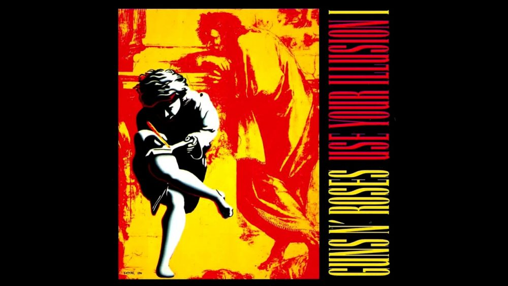 guns n roses albums use your illusion i
