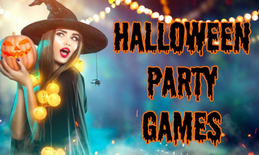 10 Spooktacular Games for Halloween