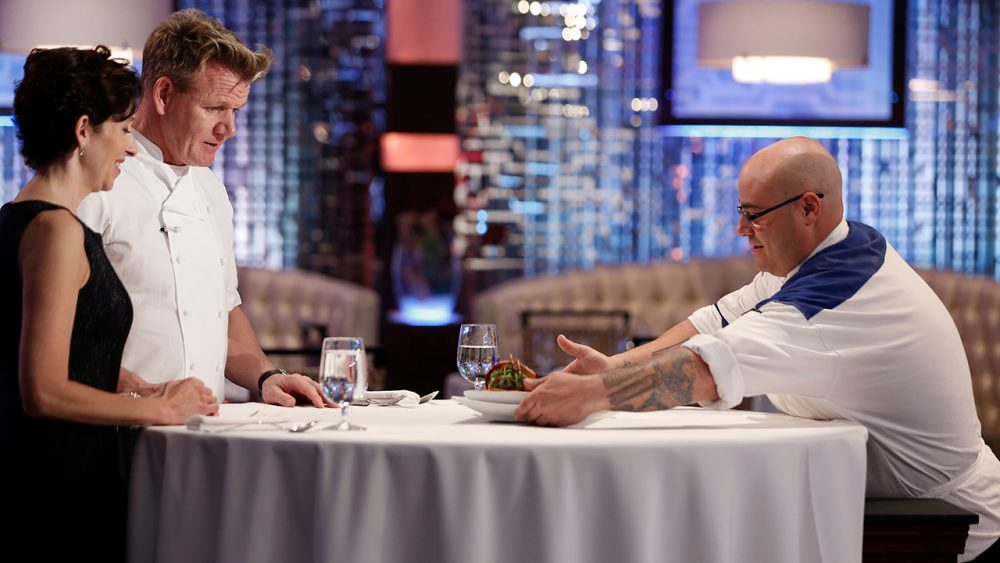 hell's kitchen contestant