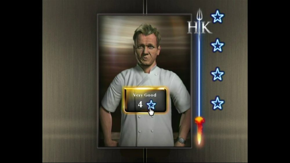 hell's kitchen video game