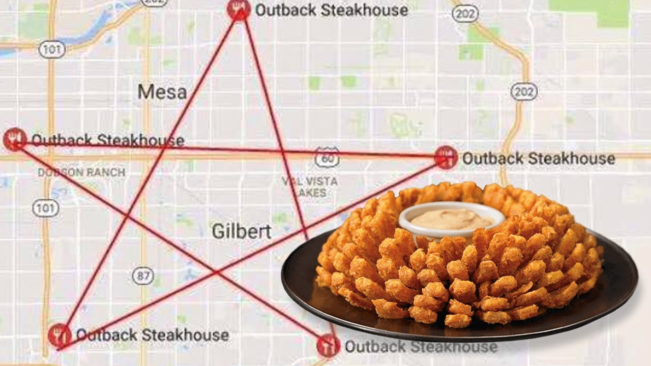 Outback Conspiracy