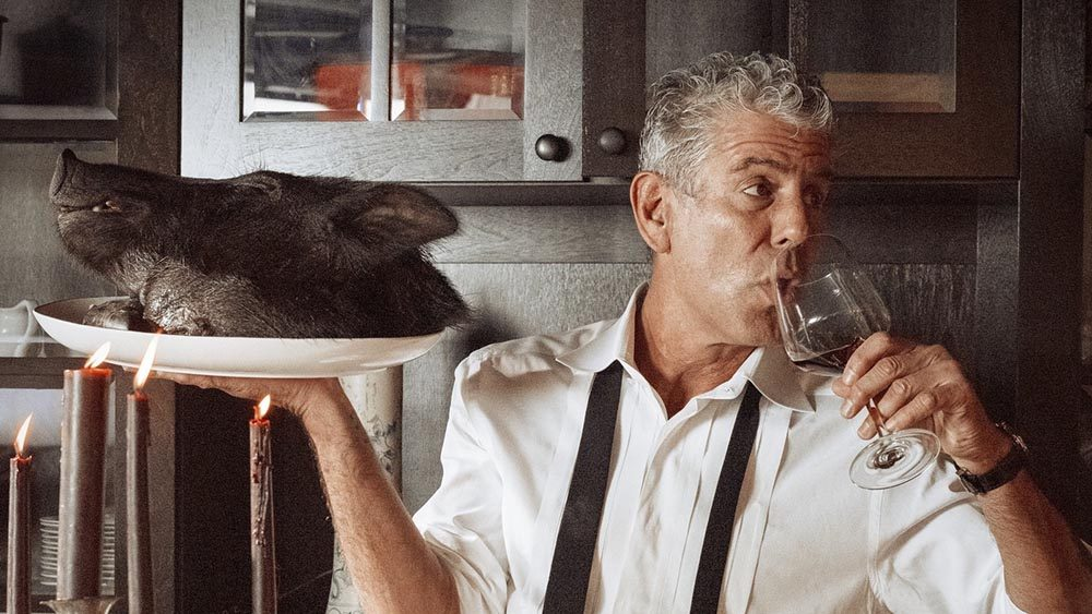 Top 10 Anthony Bourdain Food Experiences