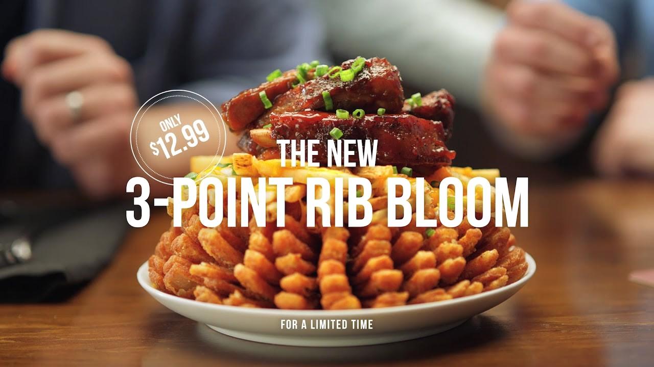 3-Point Rib Bloom