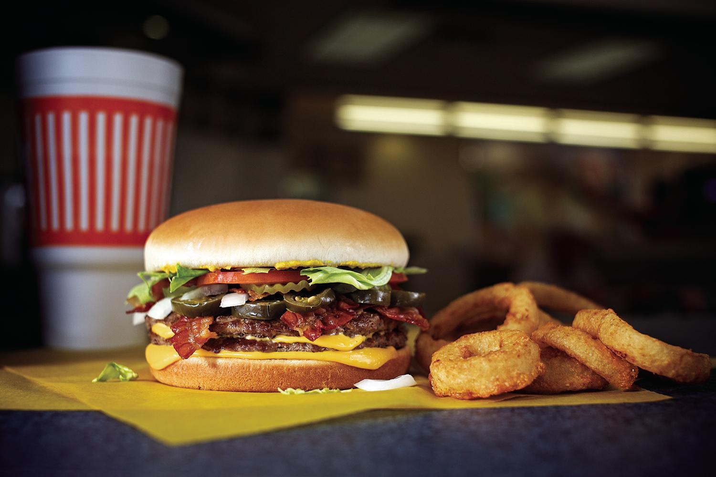 Double Meat Whataburger Whatameal