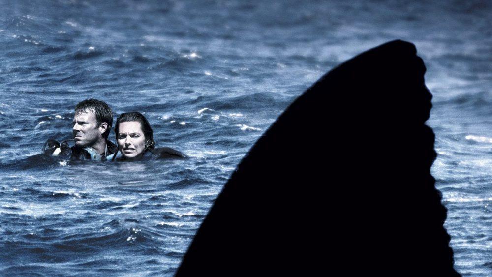 shark movies open water