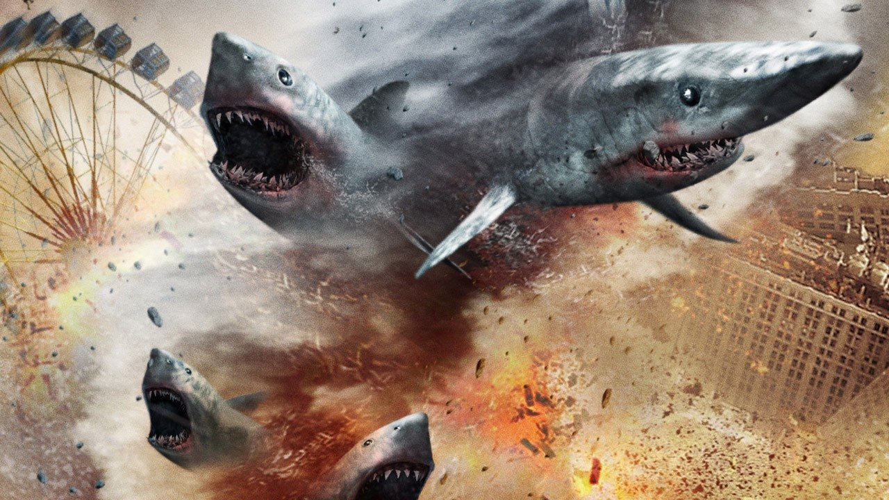 shark movies sharknado