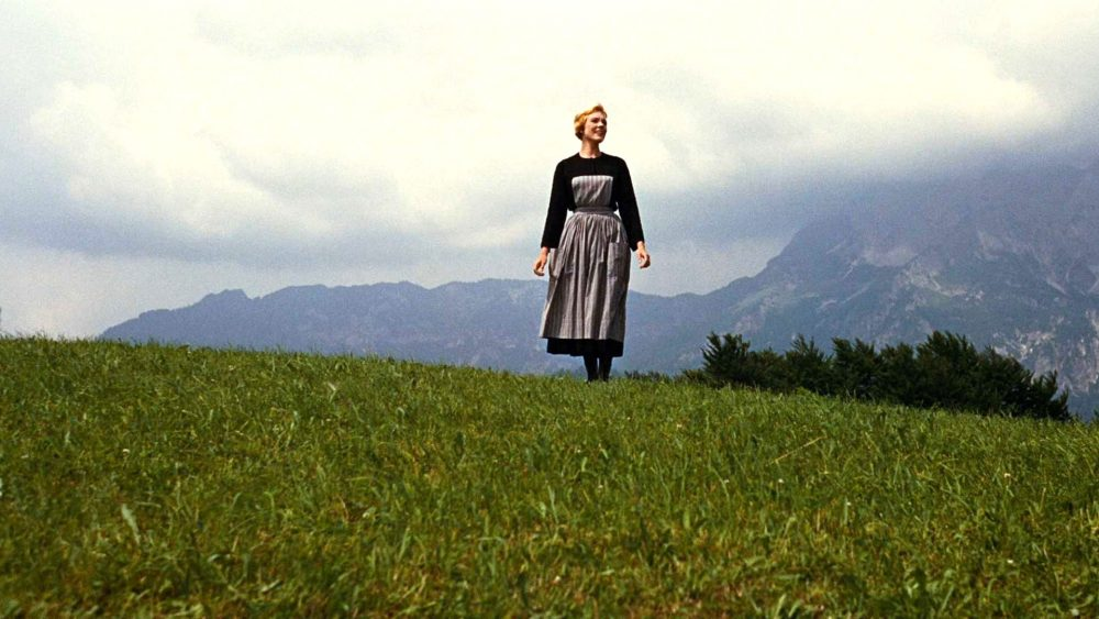 Anthony Bourdain - Alps - sound of music