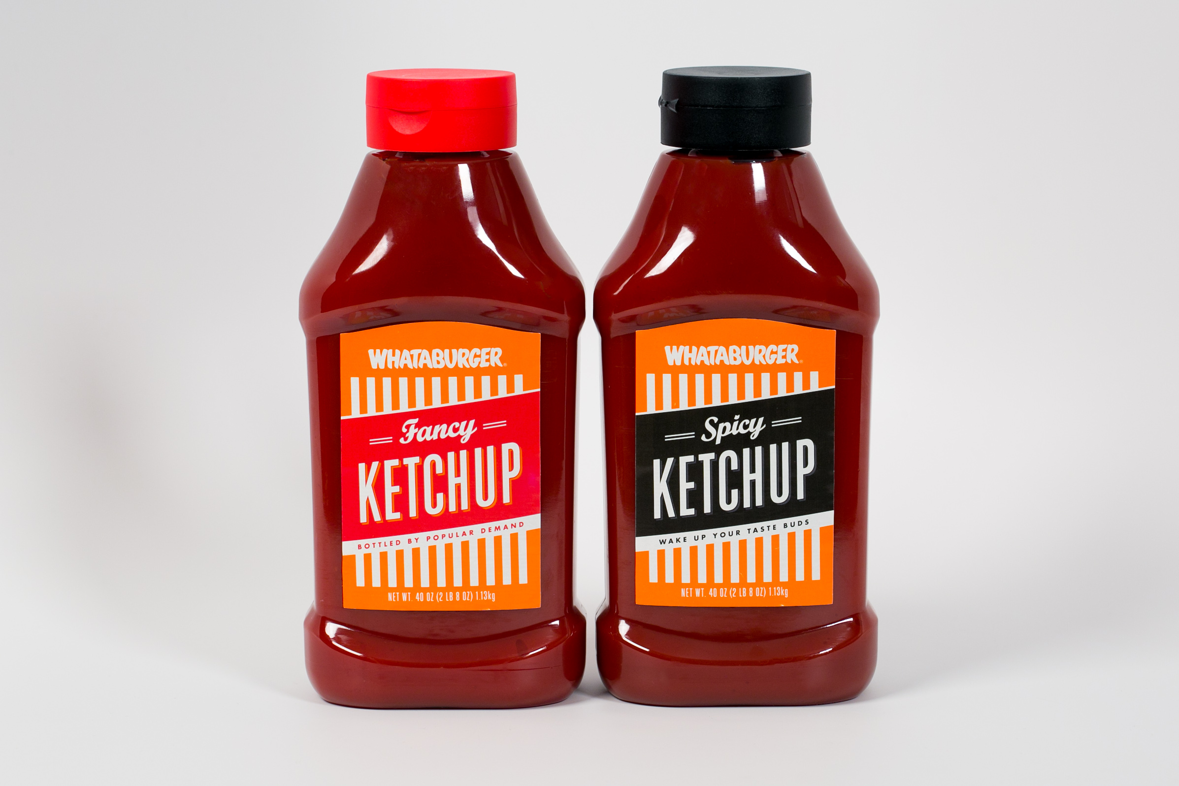 Whataburger ketchups