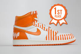 Whataburger Nike shoe