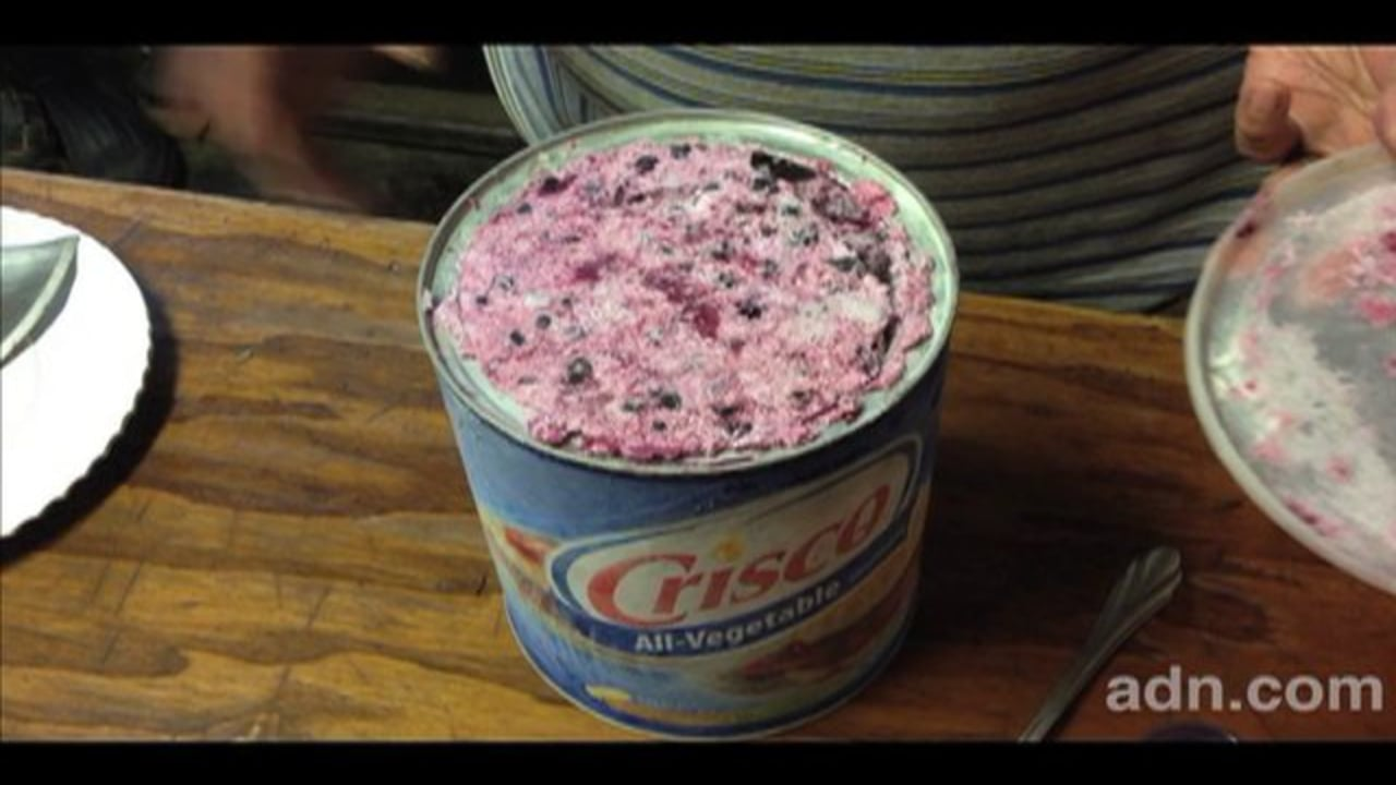 Alaskan Ice Cream