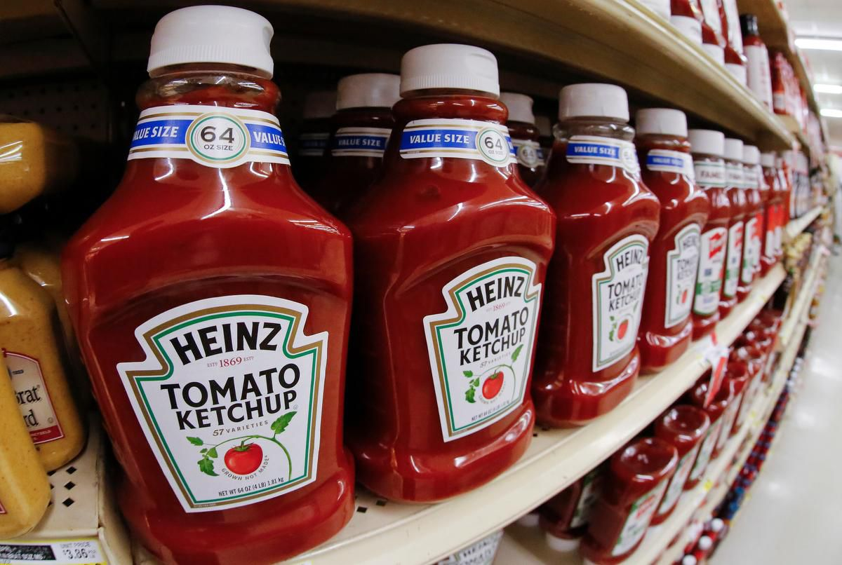 Heinz-ketchup-on-store-shelves