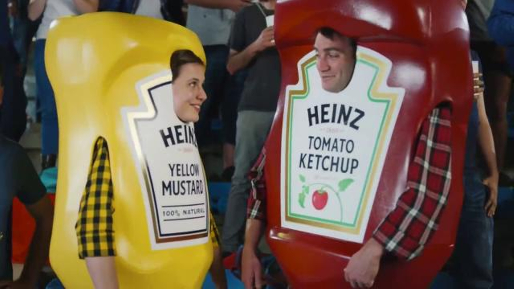 Heinz costumes