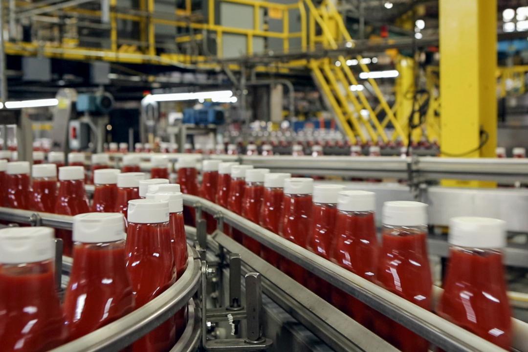Heinz-factory