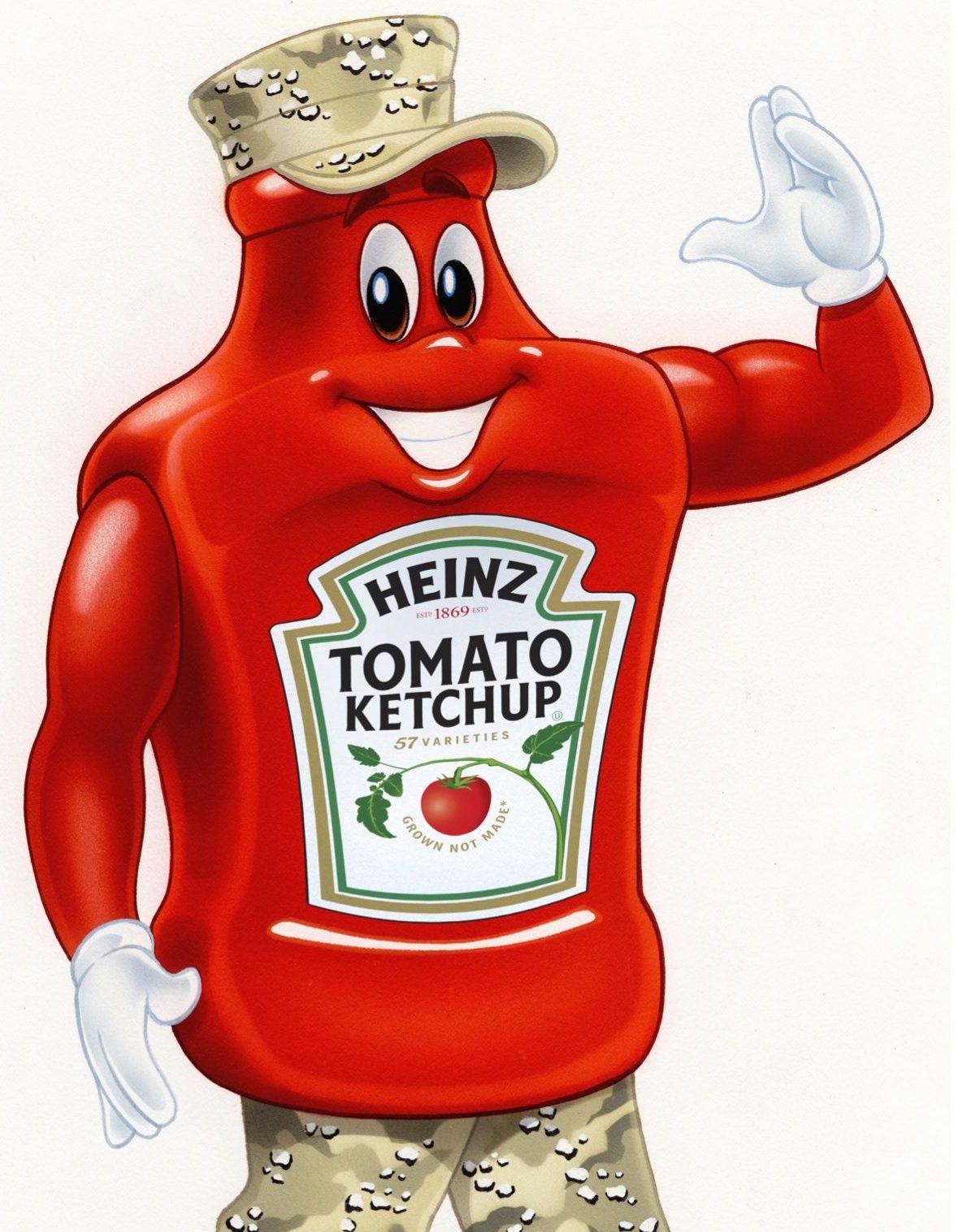 Heinz-mascot