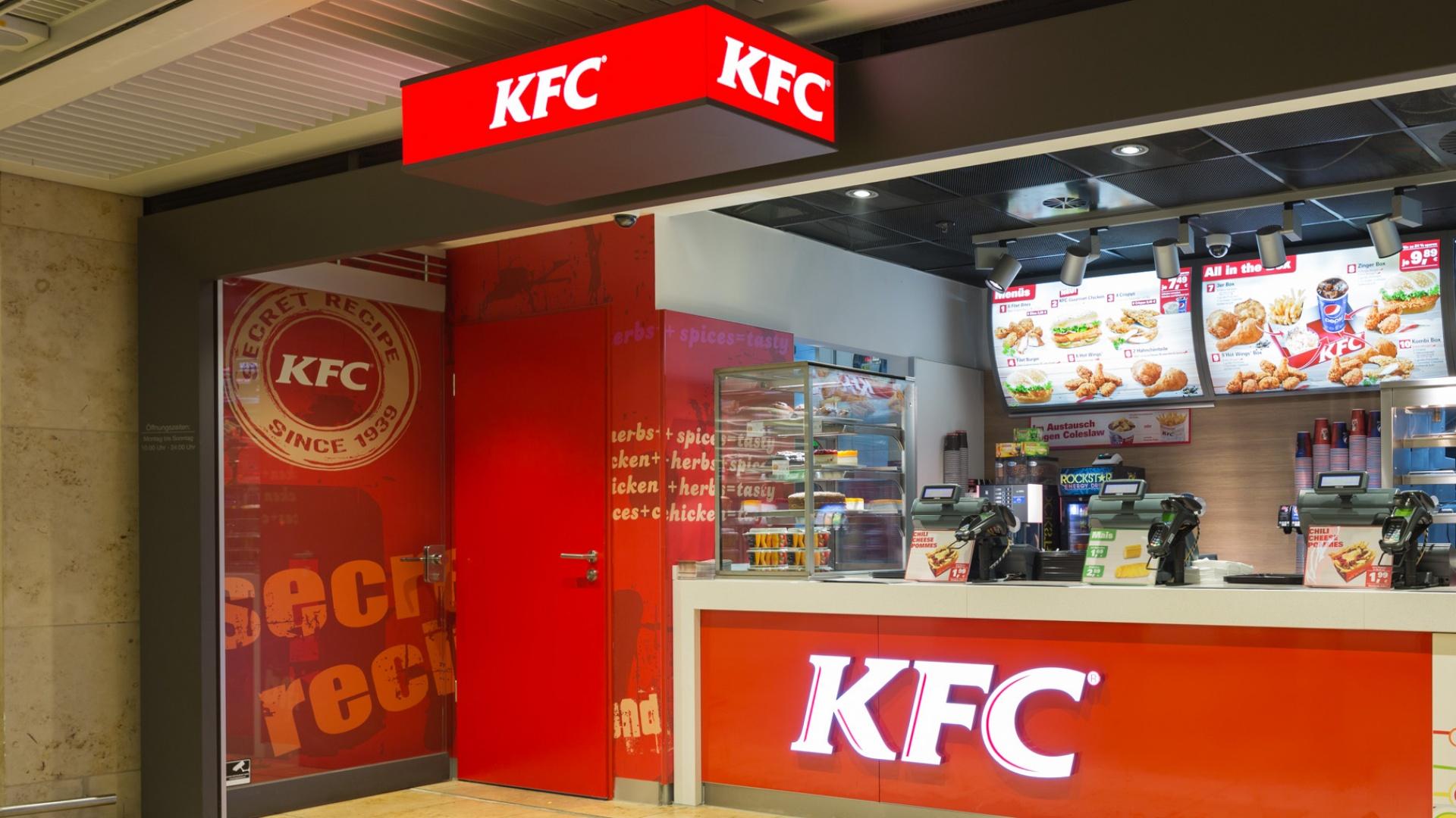 KFC-restaurant