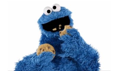 characters food cookie monster cookies