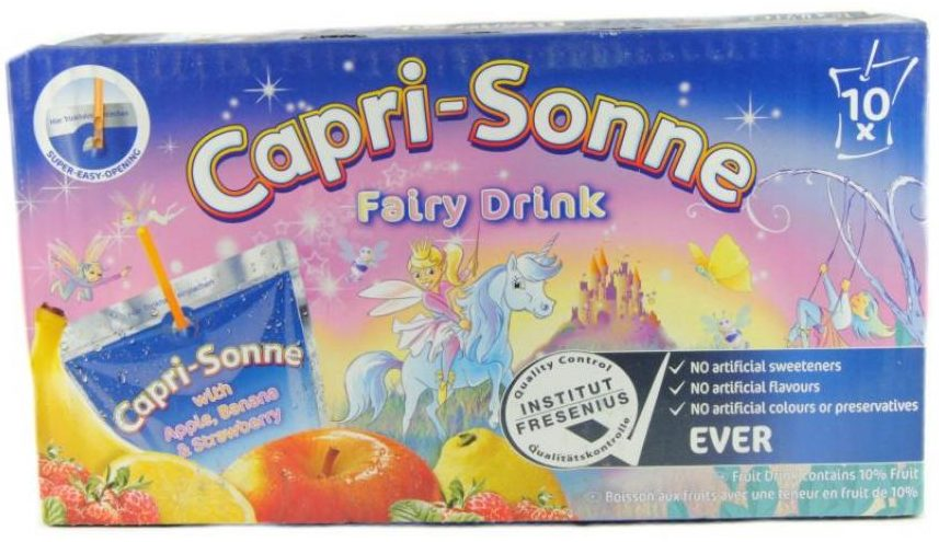 Top 10 Untold Truths of Capri Sun