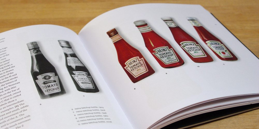 history of heinz ketchup bottles