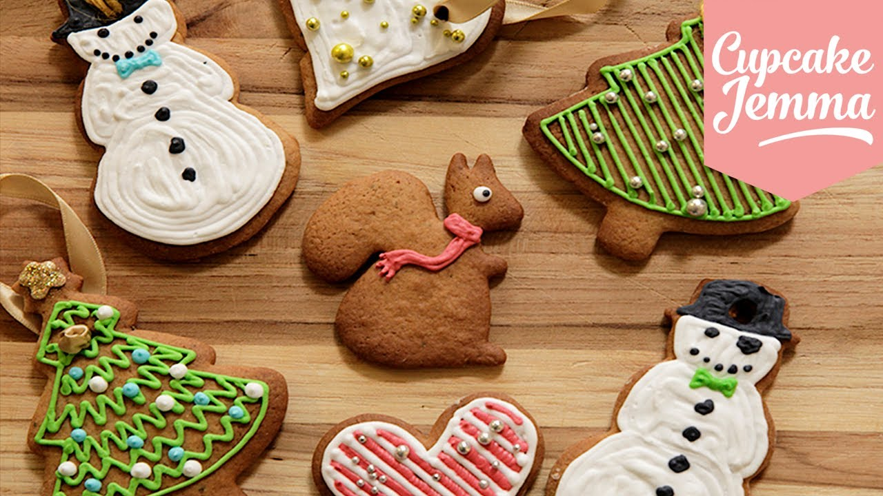 Christmas and Christmas cookies go great together.