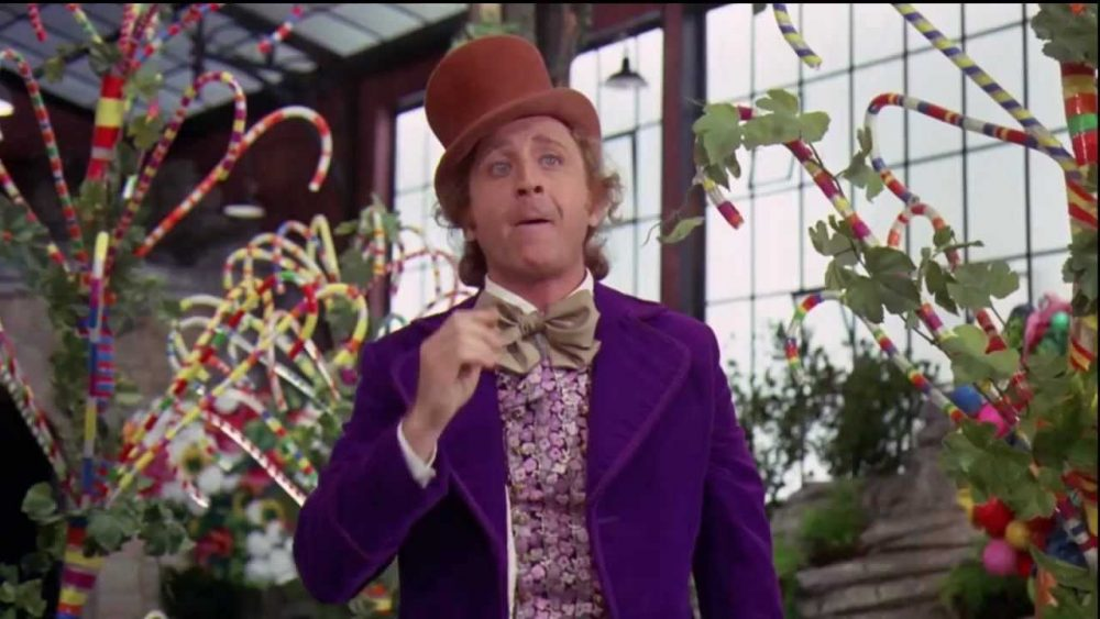 movies for foodies willy wonka and the chocolate factory