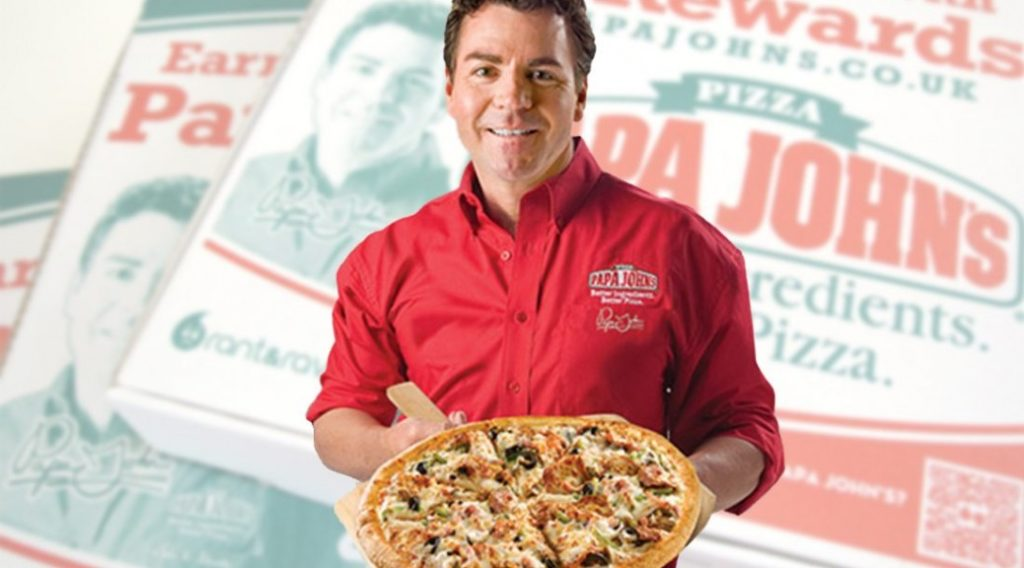 papa johns feature