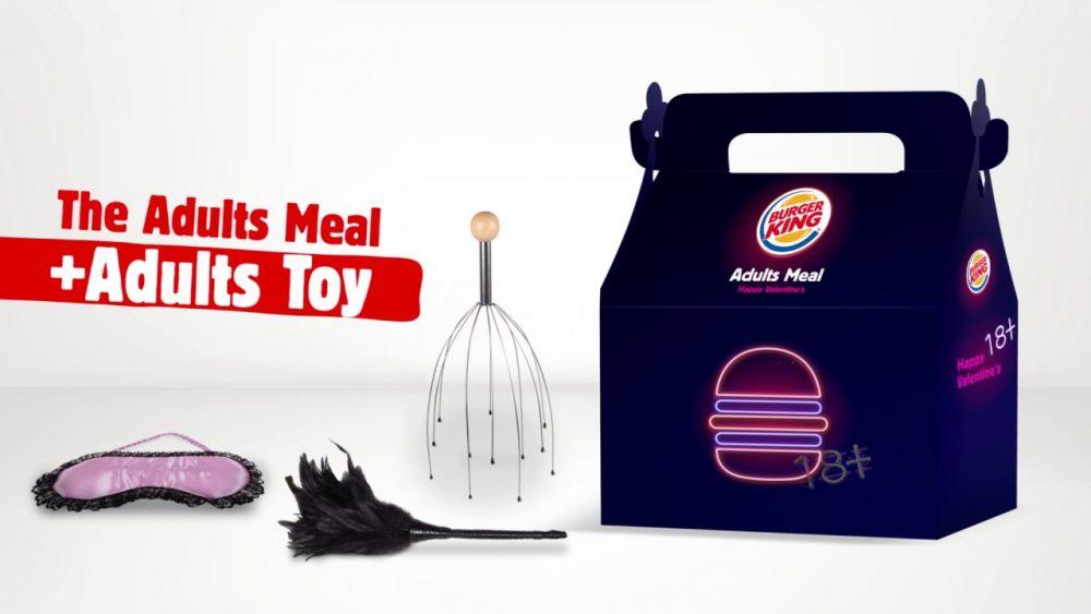 adults meal box burger king