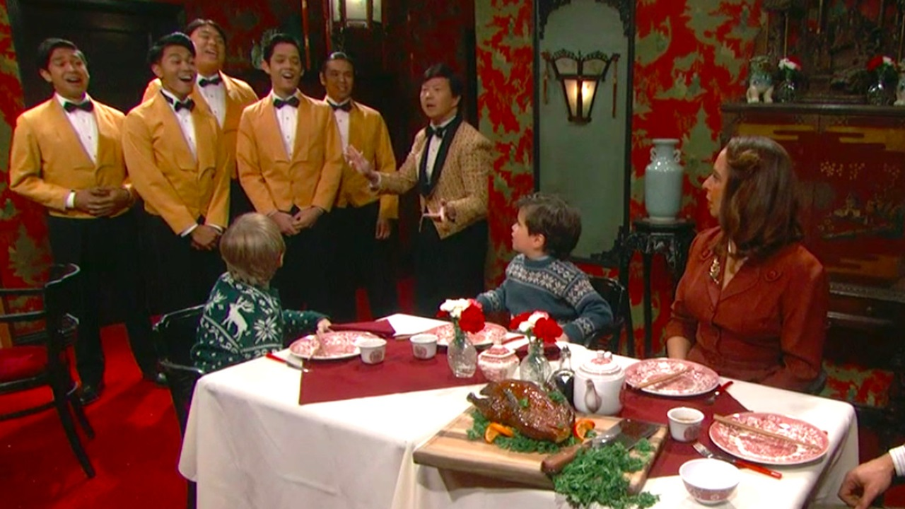 christmas movie food moments a christmas story chinese food