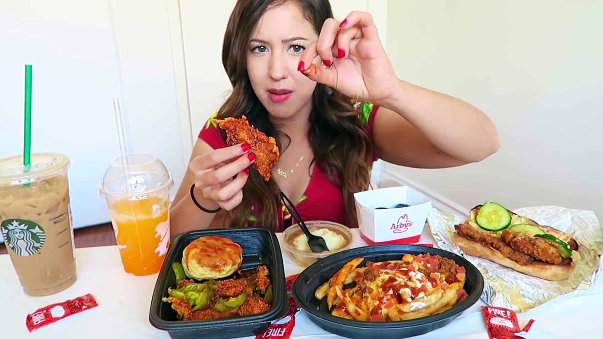 fast-food-mukbang
