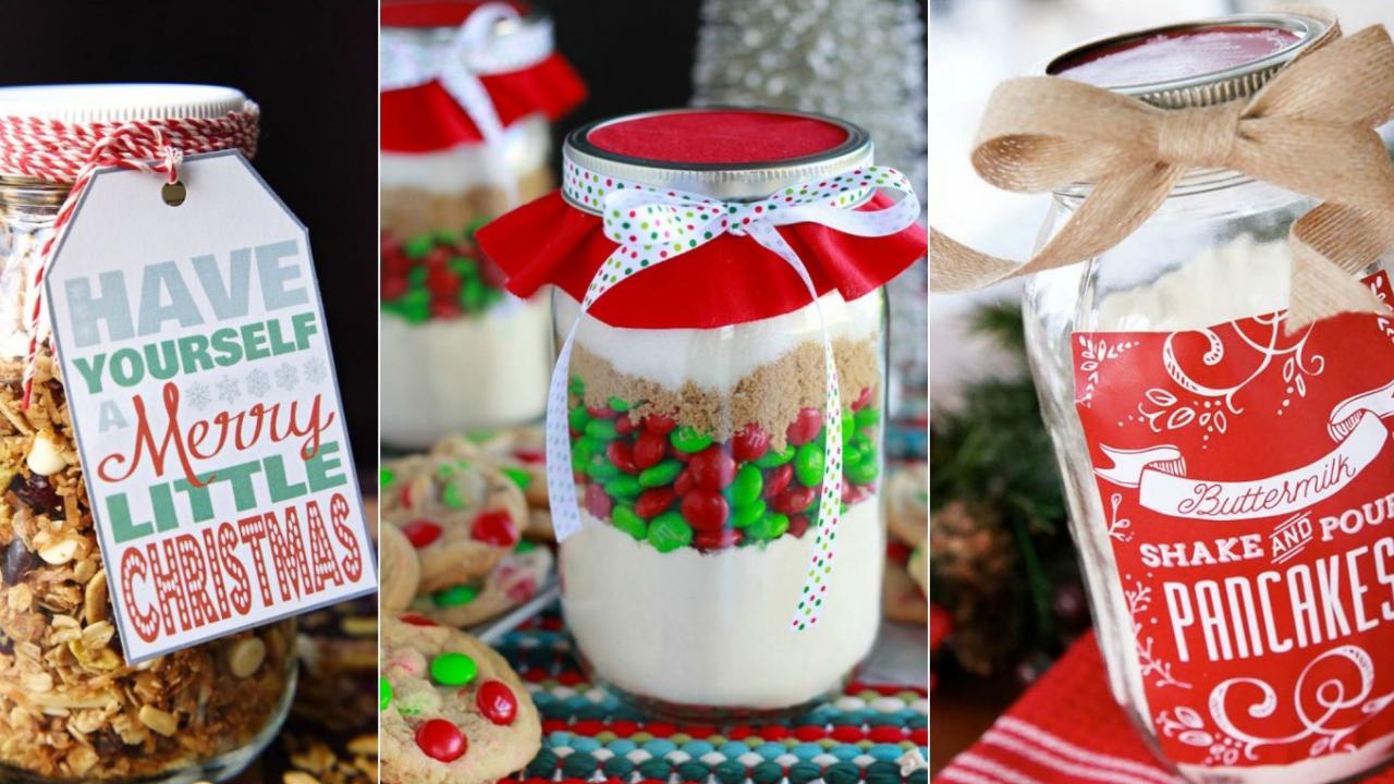 jar mixes