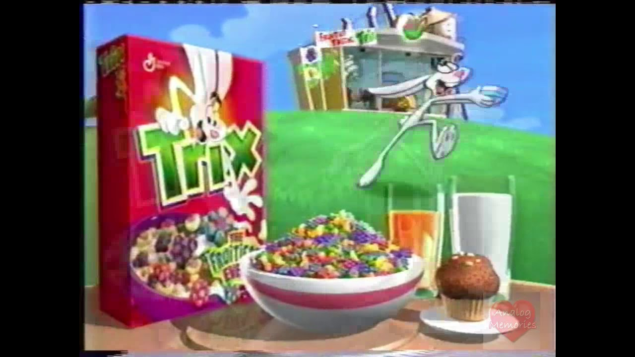 Trix is for kids