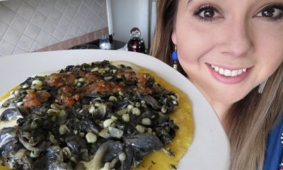 Huitlacoche is a Mexican delicacy.