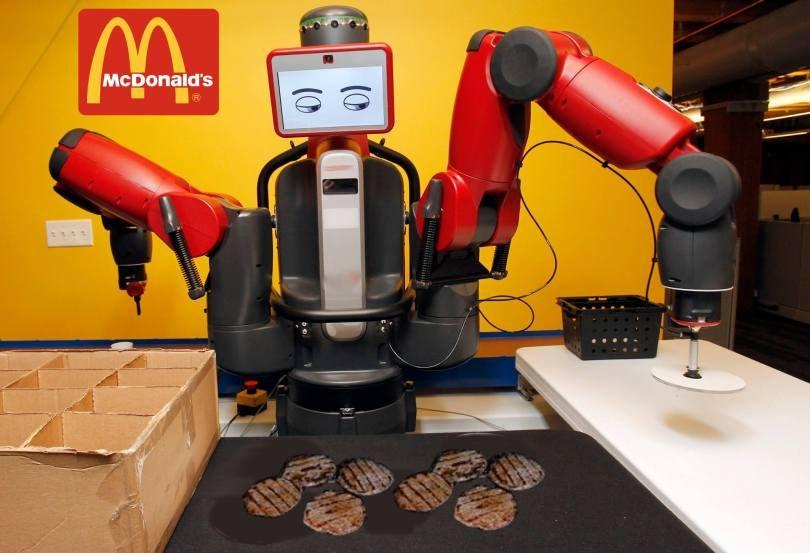 McDonald's AI Employees