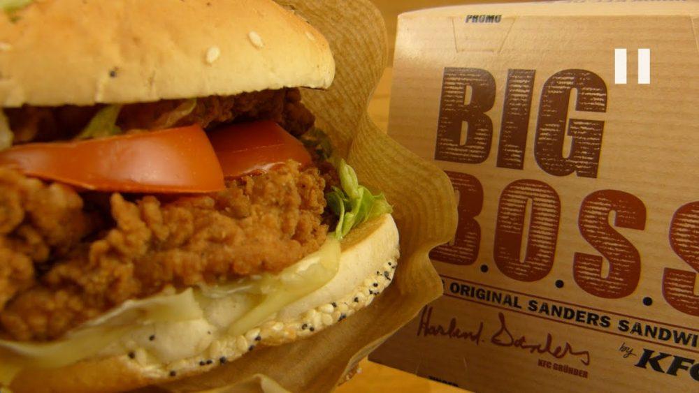 Big Boss Burger KFC