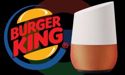 Burger King Google Home