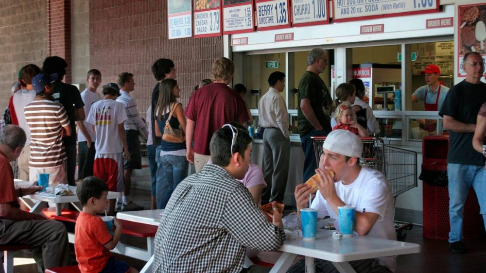 10 Secrets You Didn't Know About Costco's Food Court