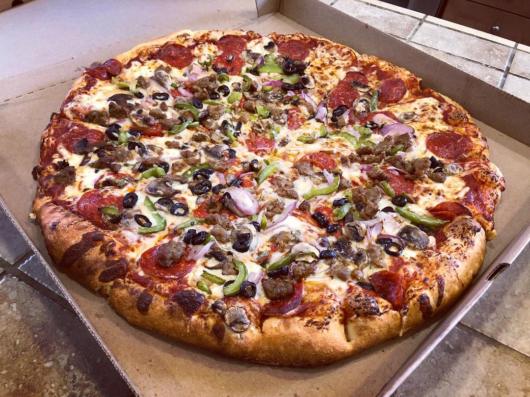 Costco Food Court Pizza