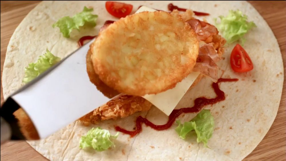 KFC Boxmaster meal