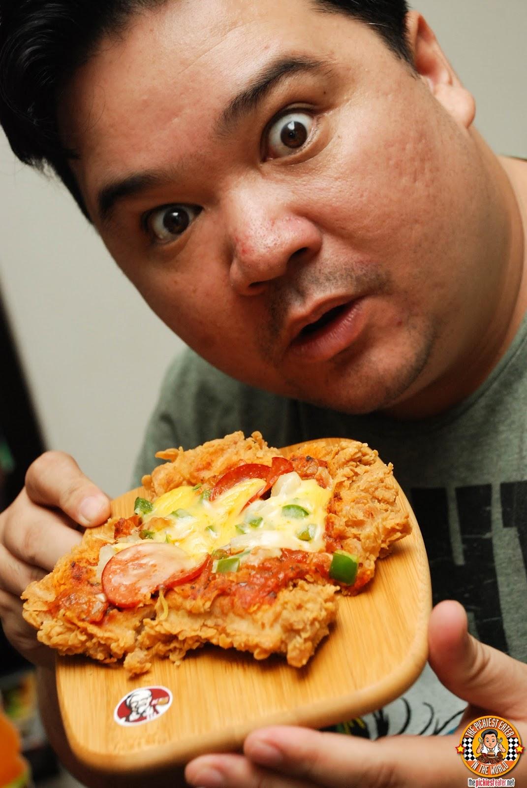 KFC Chizza Philippines