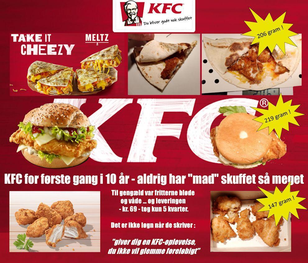 KFC-Denmark