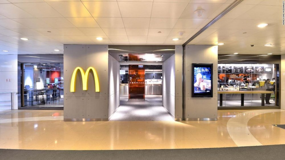 McDonald's NEXT Hong Kong