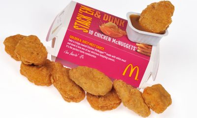 McDonald's chicken mcnuggets