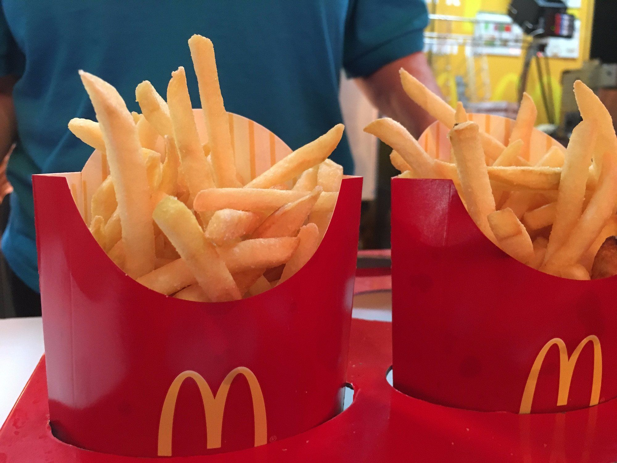 McDonald's-endless-fries