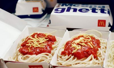 McDonald's McSpaghetti is still doing well in the land of the 7,000 islands.