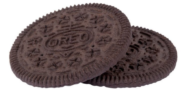 Oreo Wafers Can Be Either Dark Brown Or Black