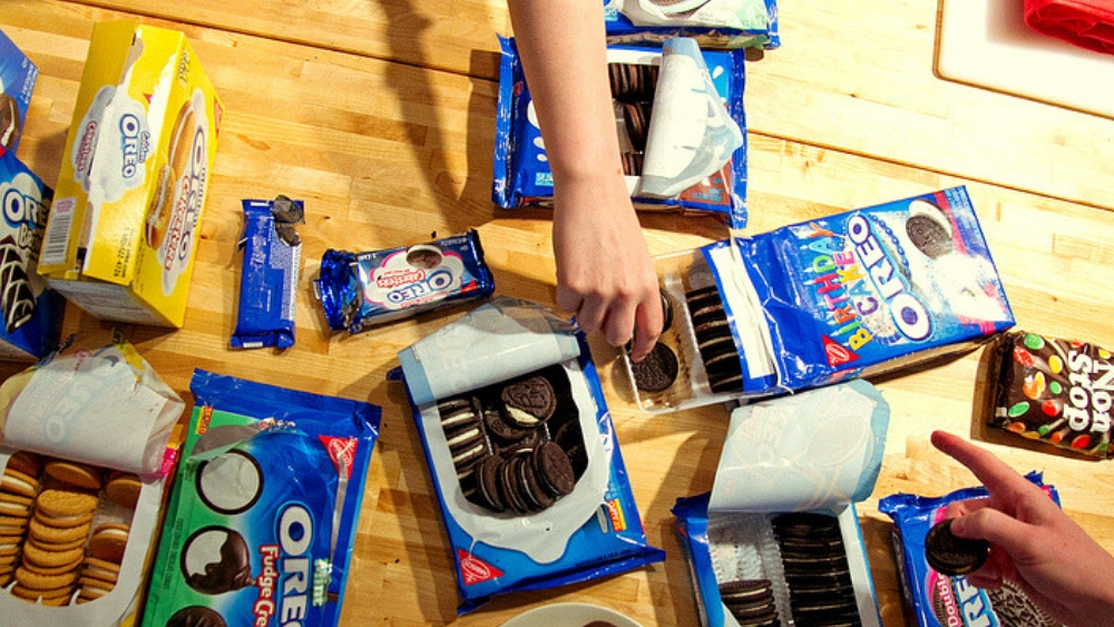 Oreos Are Sold All Around The World