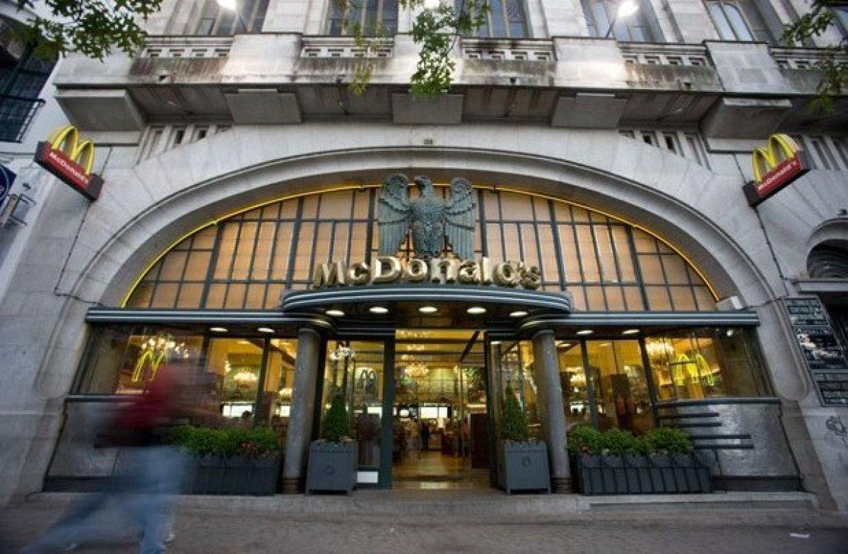 Porto portugal McDonald's