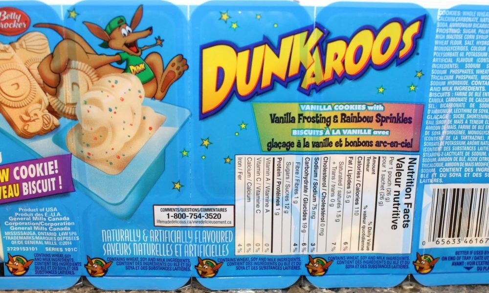 Top 10 Discontinued Food Items We Miss