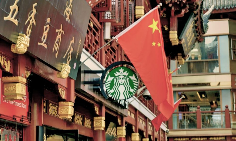Top 10 Reasons Why China Loves Starbucks